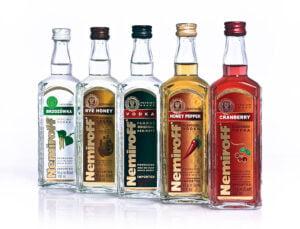czego spróbować we Lwowie wódki nemiroff