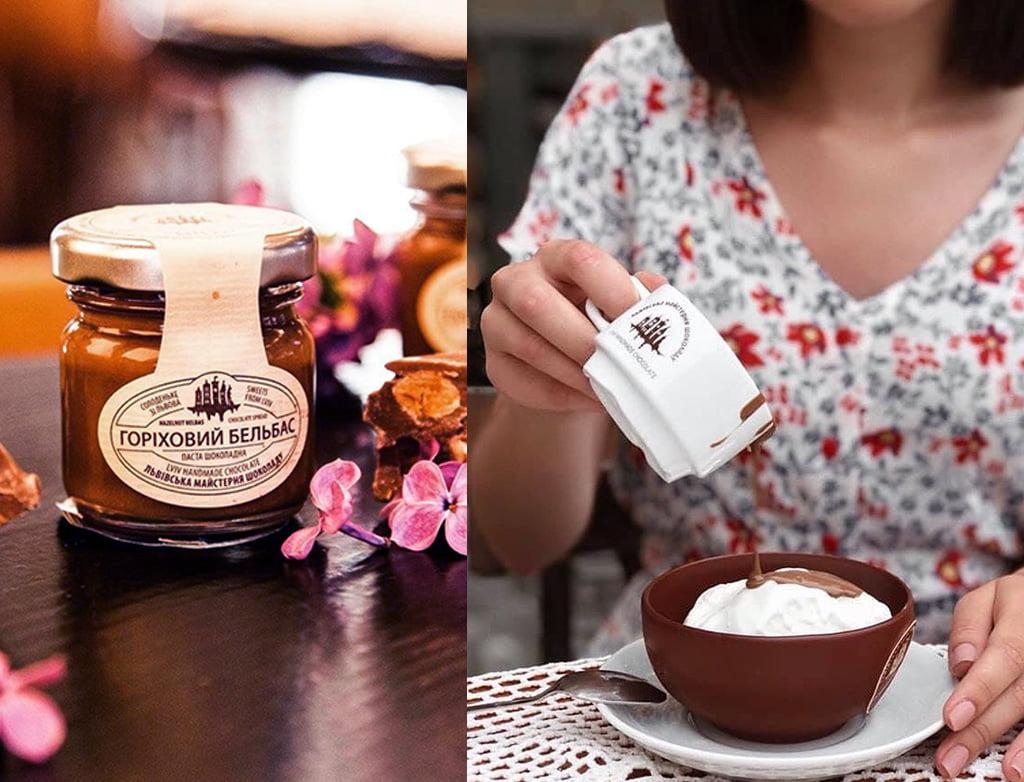 czego spróbować we Lwowie czekolady z fabryki czekolady