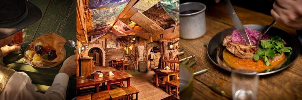 najlepsze restauracje we Lwowie kryjówka na rynku