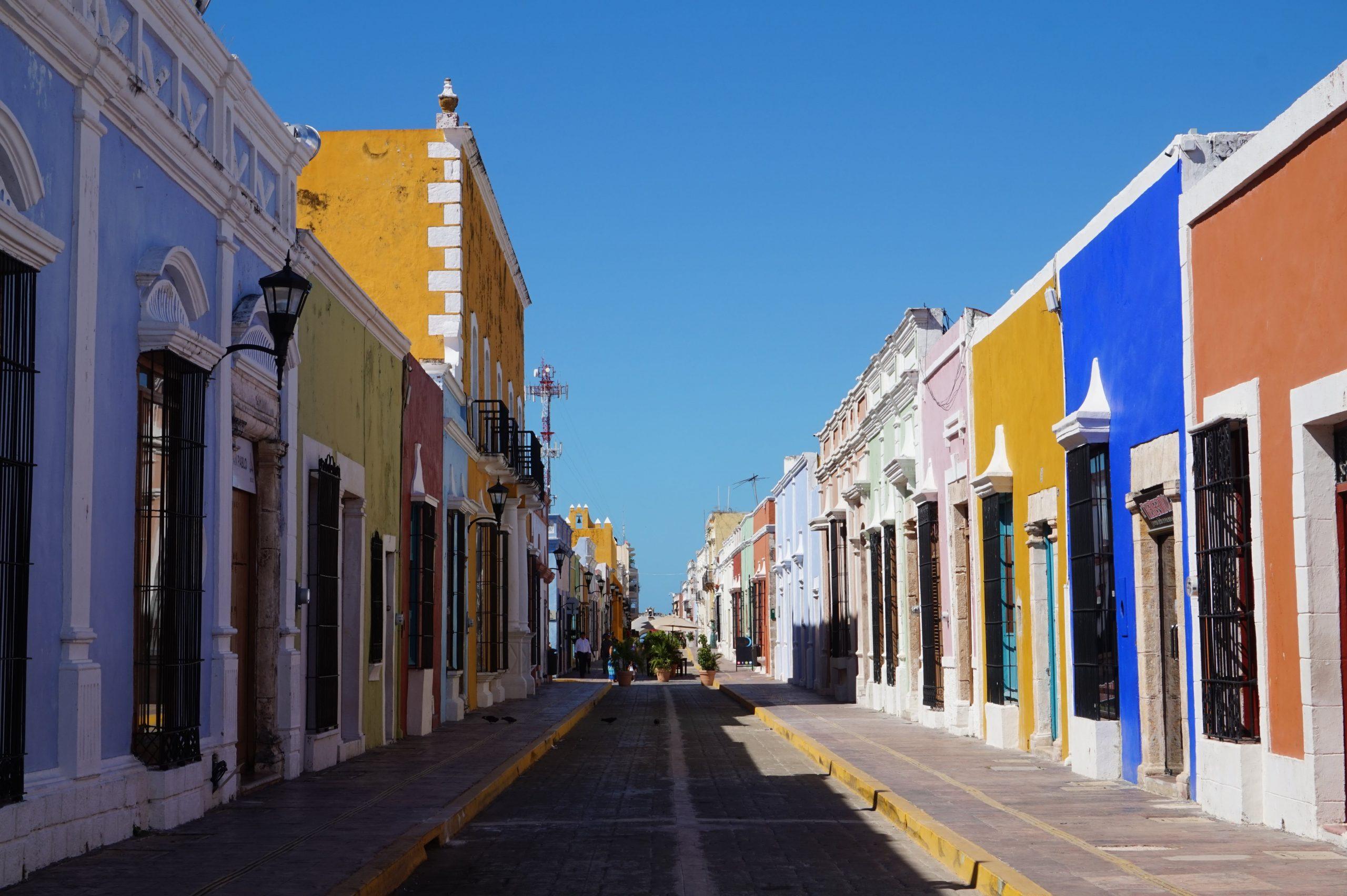 Kolonialne miasta campeche